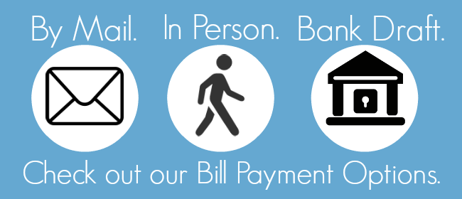 Bill Pay Options