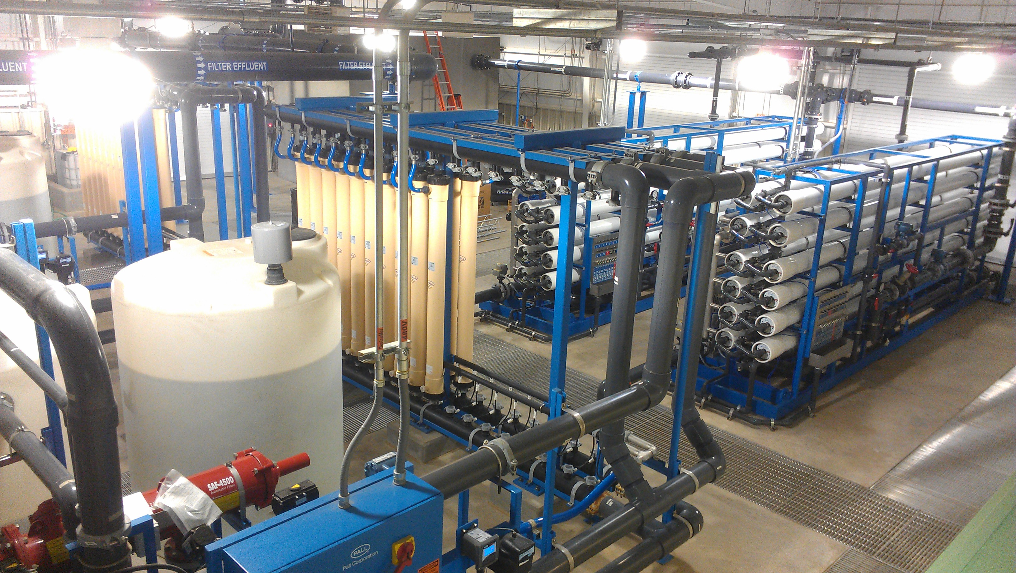 Overview of Water Treatment Plant